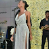 """My hussy gives me permit"" -Tinsel actress, Tomi Odunsi 'defends' her see-through dress with daring high slit Inbox x"