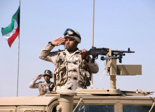 الجيش-الكويتي