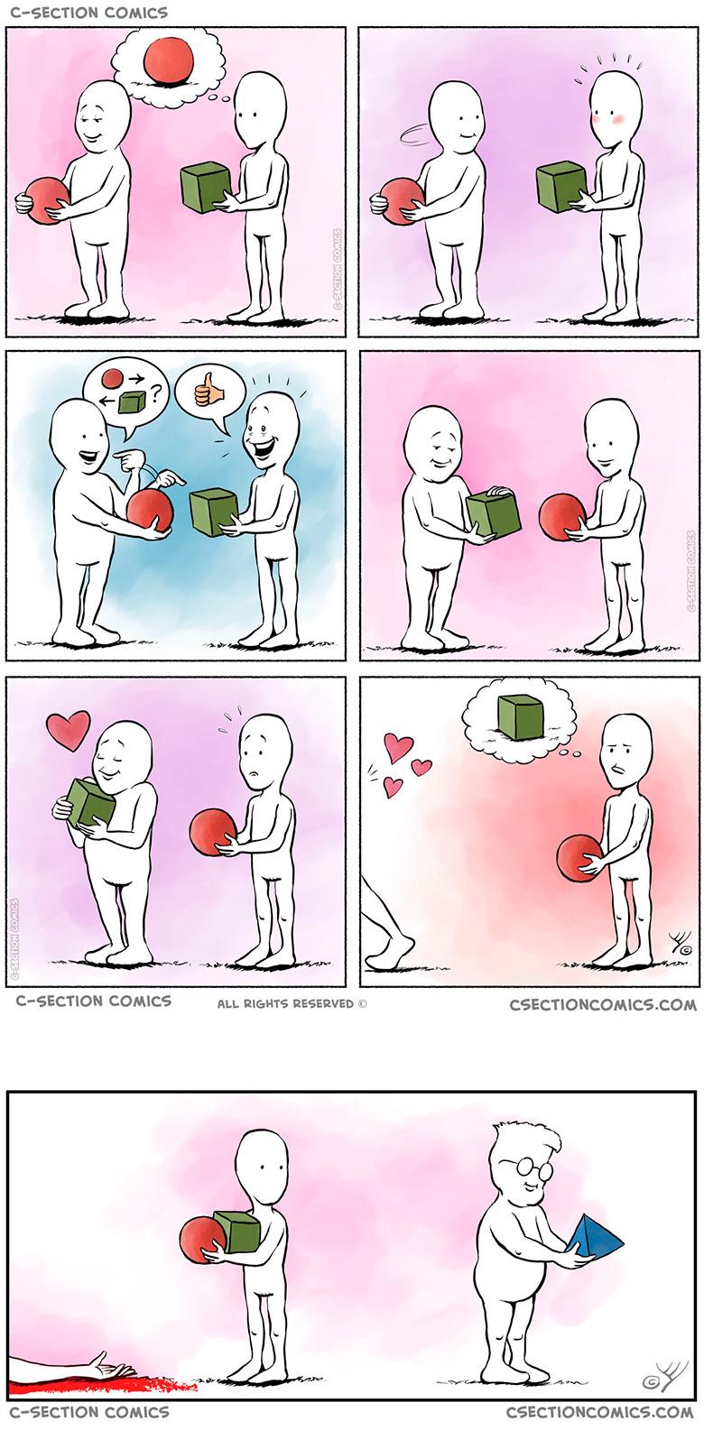 How envy works