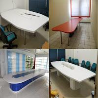 Custom Furniture Kantor (Office) Semarang - Meja Rapat Kantor Semarang 08
