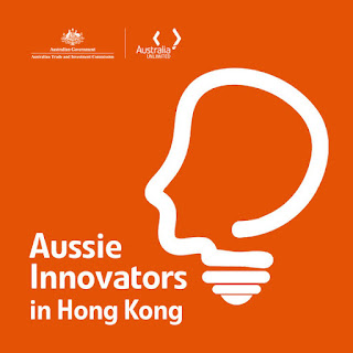 Aussie Innovators In Hong Kong