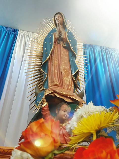 Resultado de imagen de mes socio- religioso Ntra. Sra. de Guadalupe