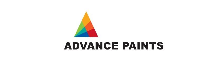 advance paint logo