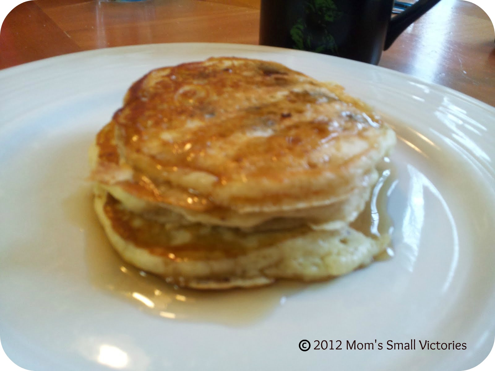 Recipe Review: Allrecipes Fluffy Pancakes
