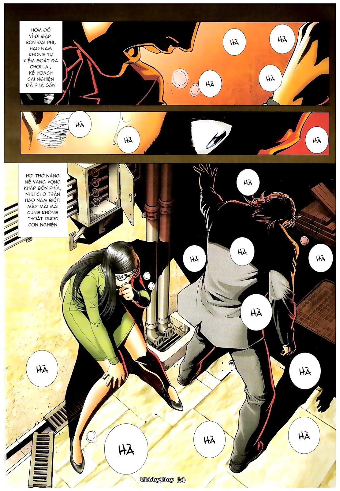 Người Trong Giang Hồ - Chapter 1209: Cai nghiện - Pic 27