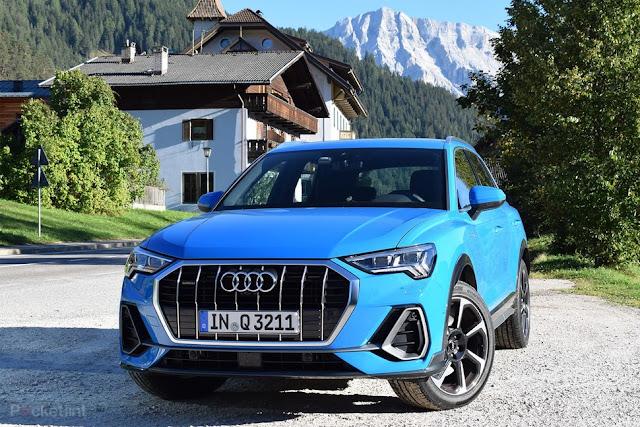 ऑडी क्यू 3 2019 की समीक्षा: कार तकनीक अपने सबसे अच्छे रूप में