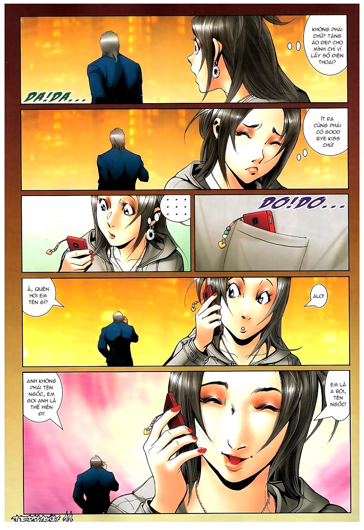 Người Trong Giang Hồ - Chapter 1369: Mê trai gặp Sở Khanh - Pic 10