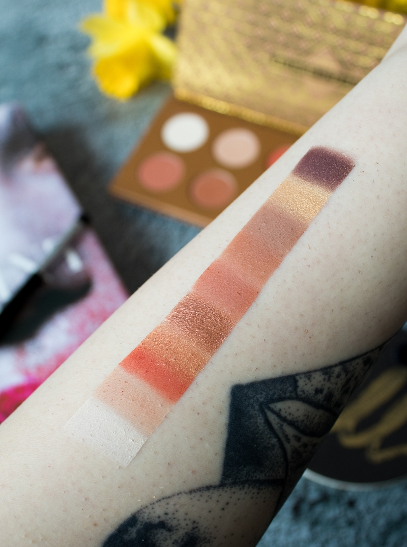 Monday Post | Zoeva, Caramel Melange + 3 moje propozycje na makijaż