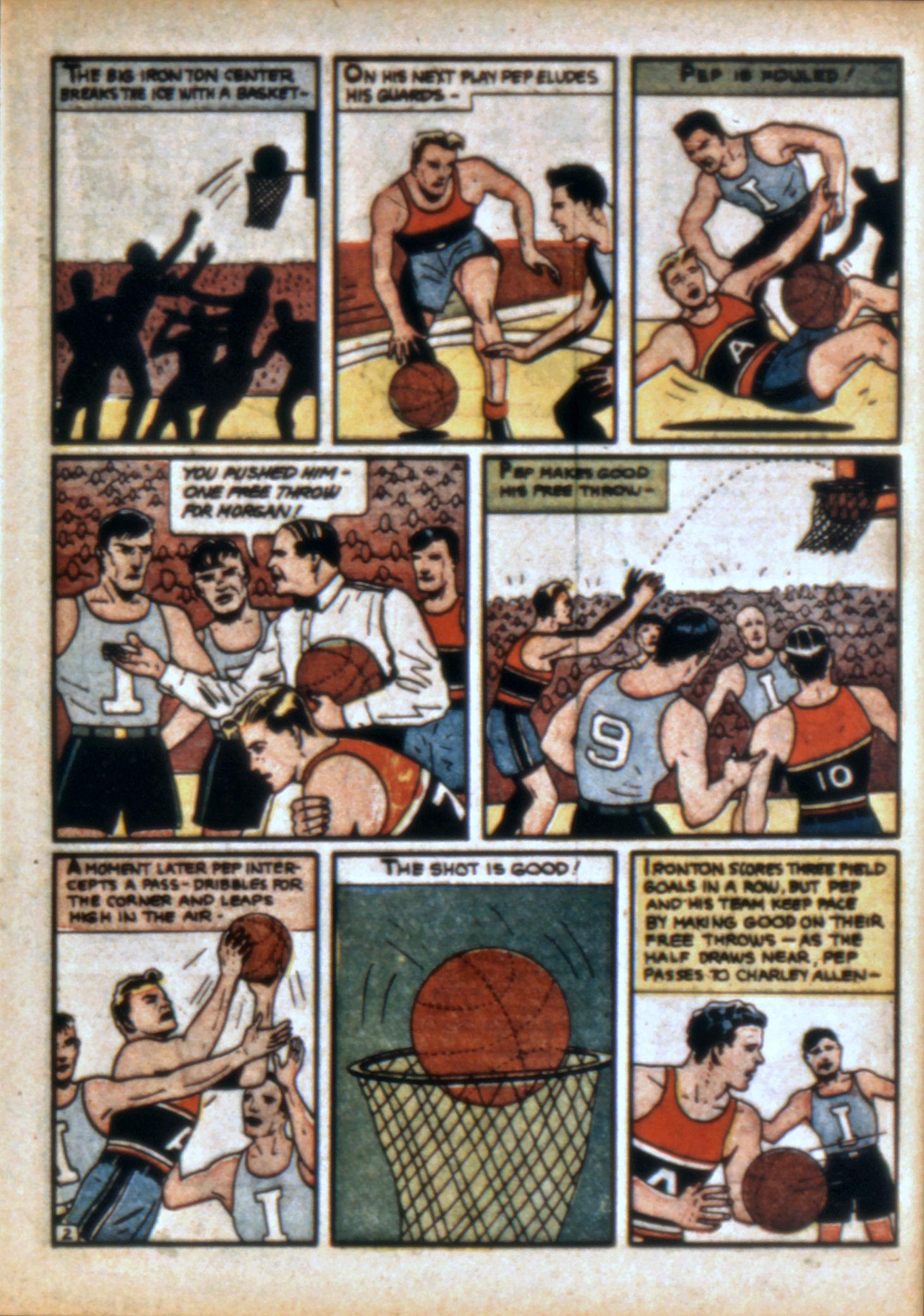 Action Comics (1938) 10 Page 23