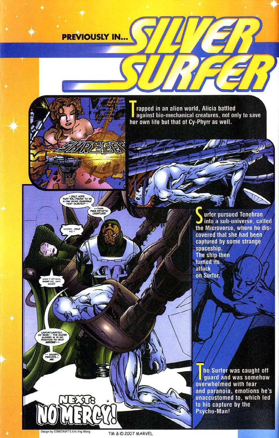 Read online Silver Surfer (1987) comic -  Issue #144 - 3