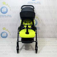Kereta Bayi LightWeight CocoLatte N700 Otto Pali - Yellow