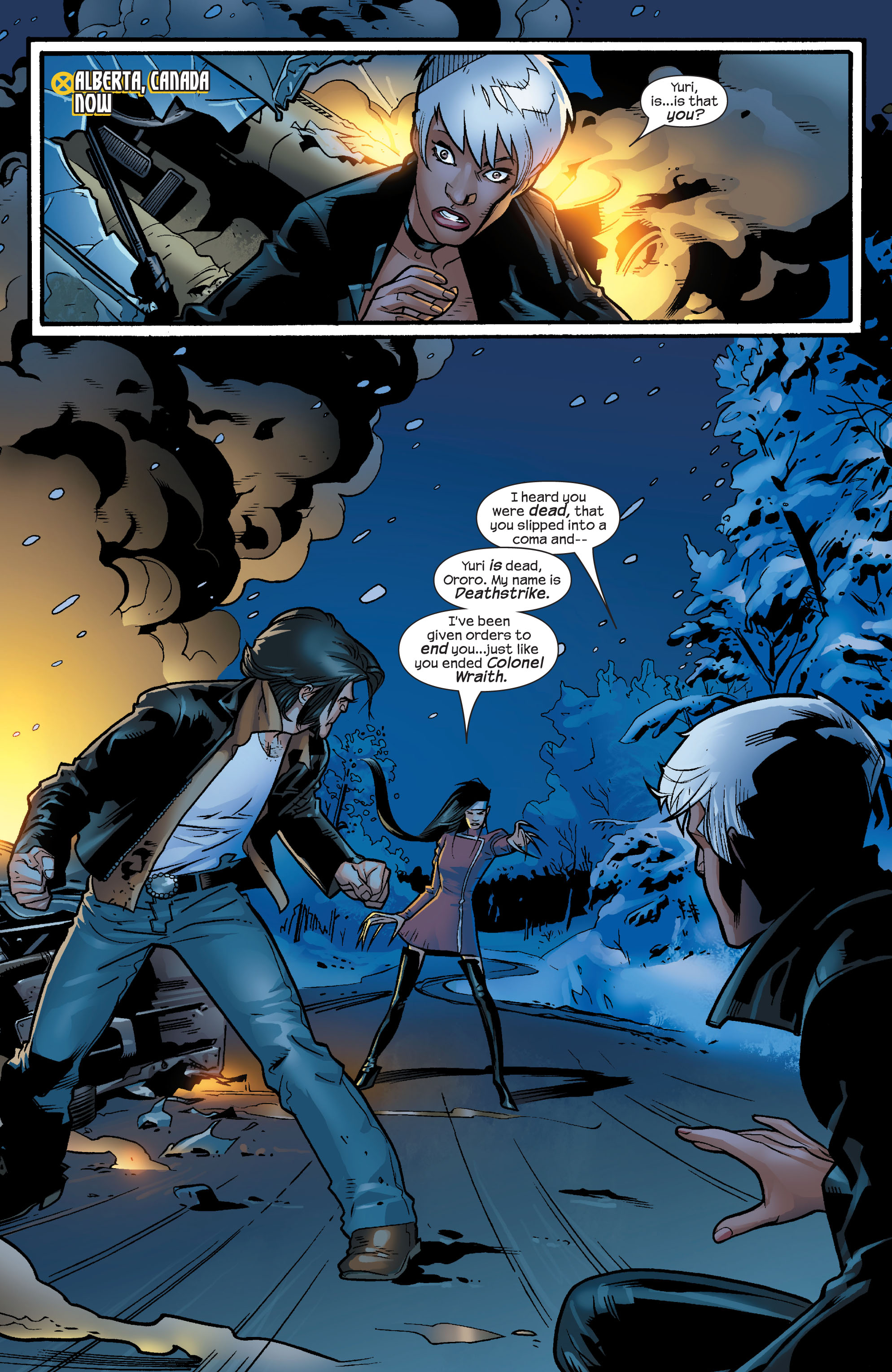 Read online Ultimate X-Men comic -  Issue #60 - 6