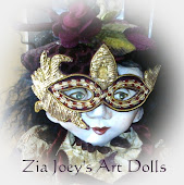 Zia Joey's Art Dolls