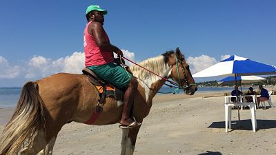 Playa de Itaparica
