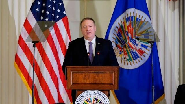 La revitalización de la OEA-Secretario de Estado, Michael R. Pompeo