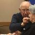 La emocionante historia de amor de dos ancianos de 90 años