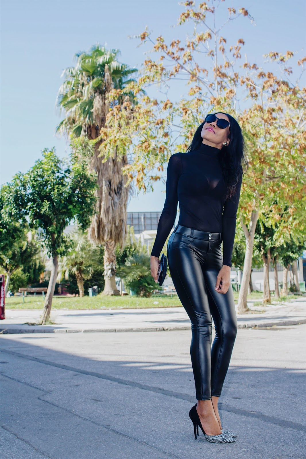bb5e95326ff Chicme is the Online shop to buy this amazingly SEXY SKINNY PU LEATHER  PANTS from. Happy Shopping!! Thank you for reading!!xoxo. Be YOU. Be  FABULOUS.
