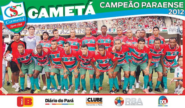 Resultado de imagem para Cametá Sport Club
