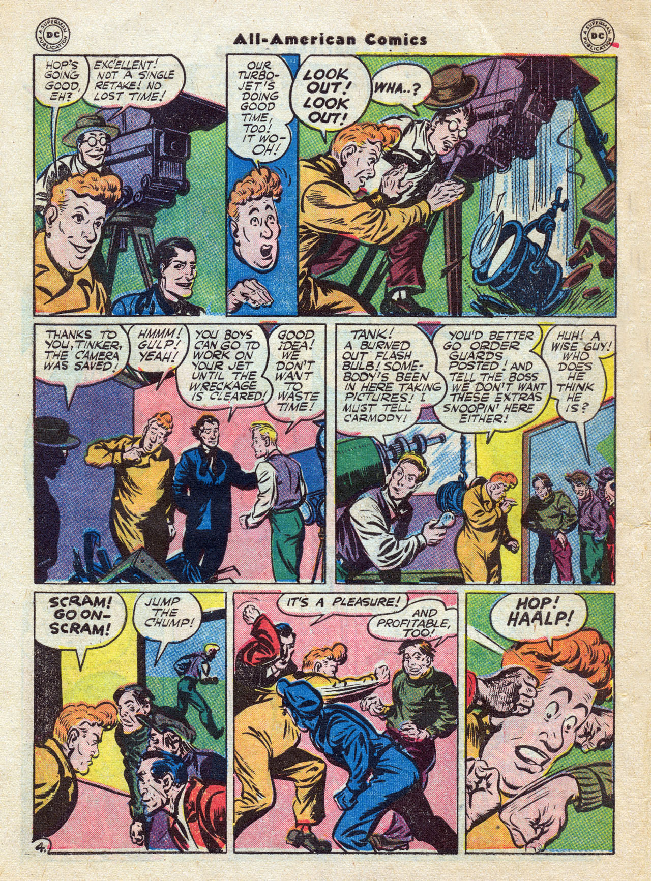 Read online All-American Comics (1939) comic -  Issue #79 - 44