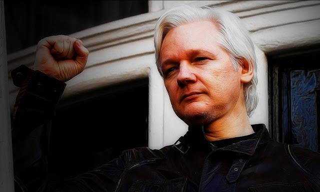 Fundador de Wikileaks enfrenta expulsión de la embajada de Ecuador en el Reino Unido
