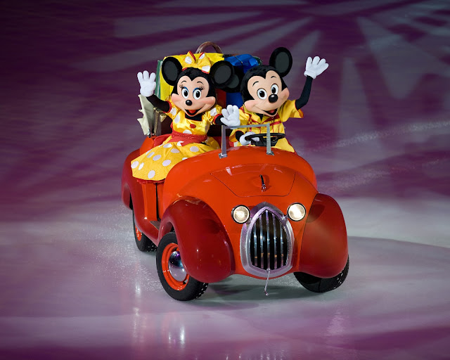 Showtime.Co.Za @DisneyOnIce Shows #Jozi #CapeTown @Computicket @FeldEnt #DisneyAfrica