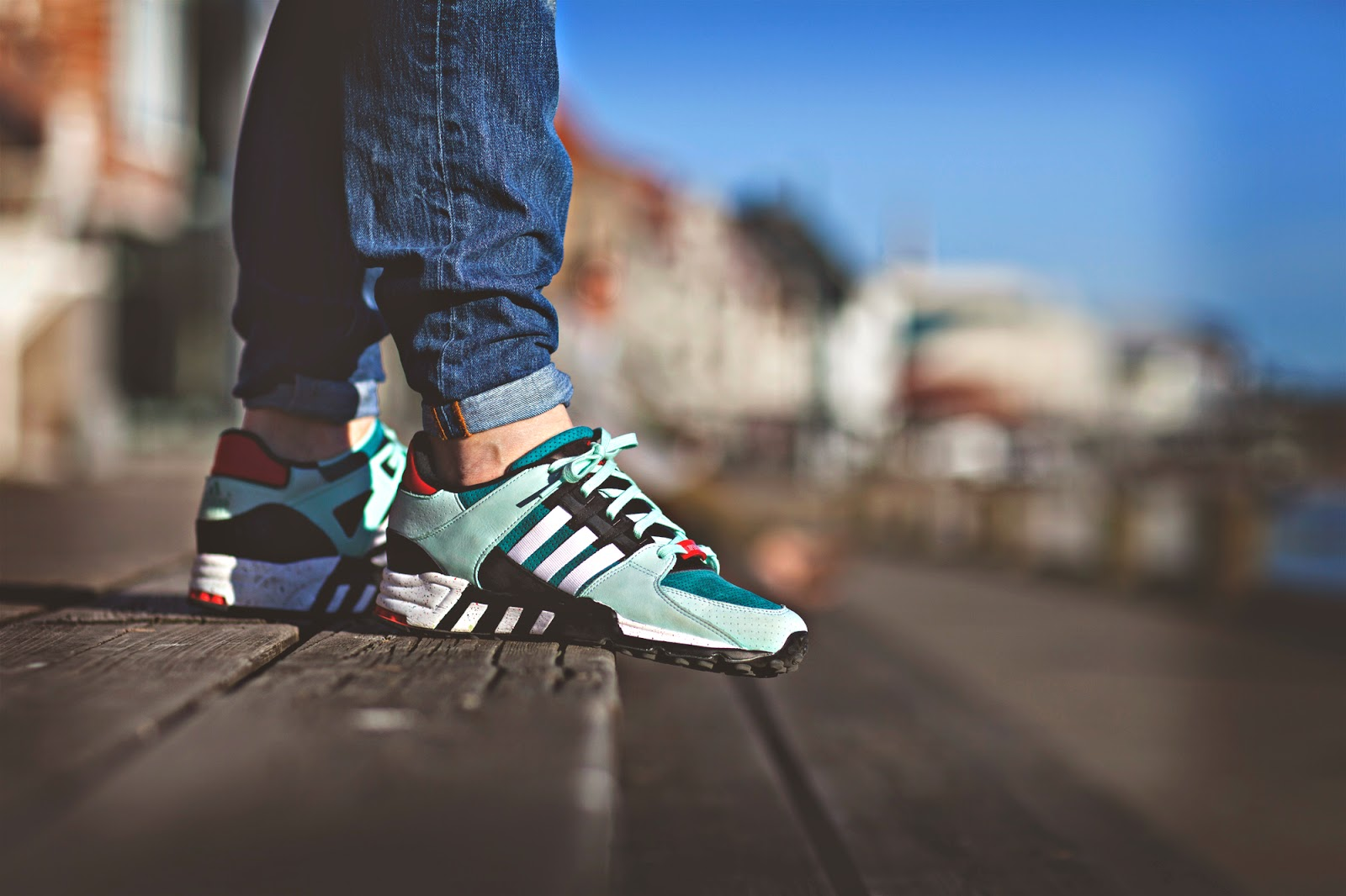 Bait x Adidas EQT Support