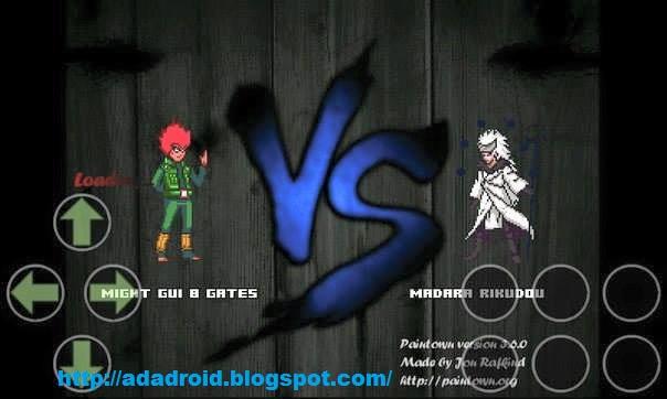 Naruto Shippuden: Era Shinobi v0.2 Build 5 Apk Android ...