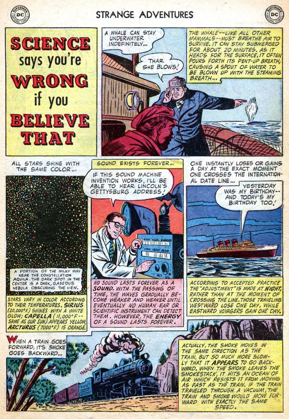 Strange Adventures (1950) issue 35 - Page 27