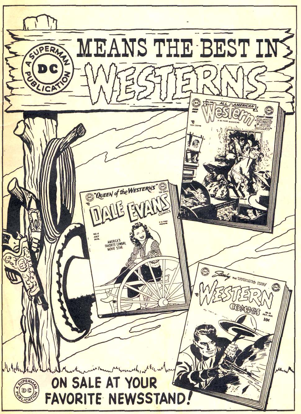 Action Comics (1938) 134 Page 50