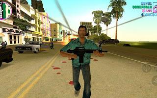 GTA Vice Auto APK MOD DATA
