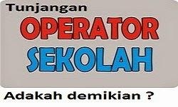 Hal Anggaran Dana Bantuan Operasional Sekolah  3 Hal Anggaran Dana Bantuan Operasional Sekolah 2018 untuk Keperluan Operator Dapodik (OPS)