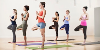 latihan yoga