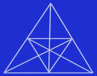 Find Number of Triangles Brain Teaser