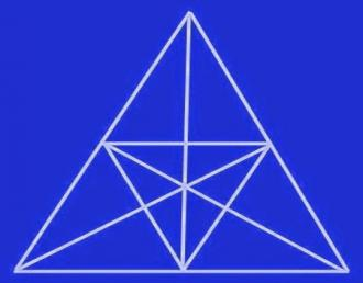 Find Number of Triangles Brain Teaser