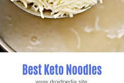 Best Keto Noodles