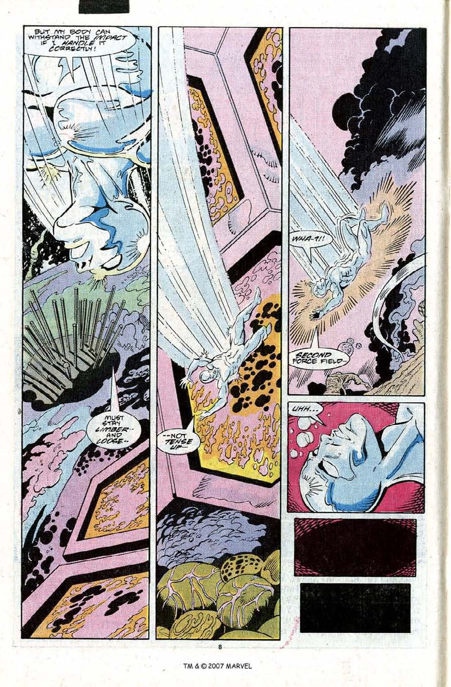 Read online Silver Surfer (1987) comic -  Issue #22 - 10