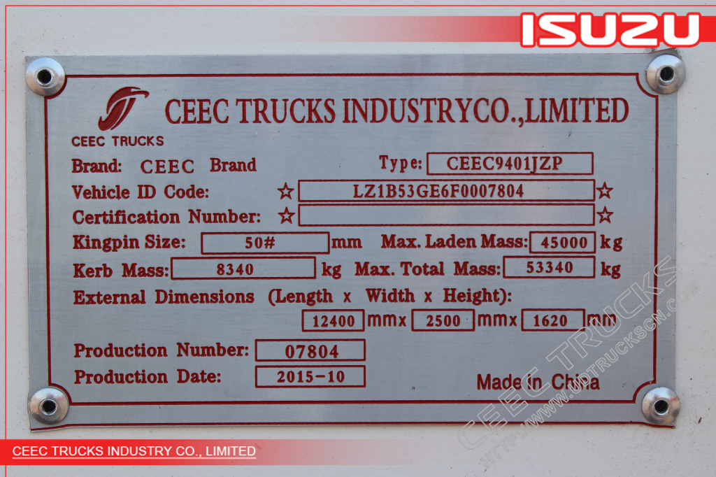 Flatbed Truck Dimensions Best Isuzu Road Sweeper Fire Trucks Refuse Compactor
