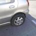 Flanelinhas furam pneus e ameaçam quem não pagar por vaga de estacionamento na rua Jundiaí