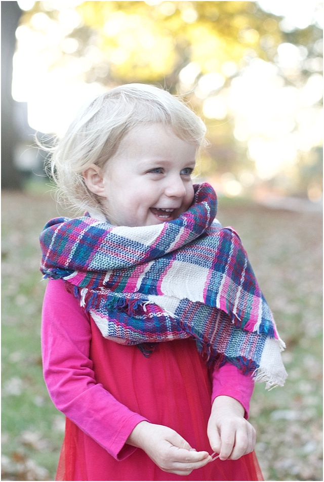 toddle blanket scarf