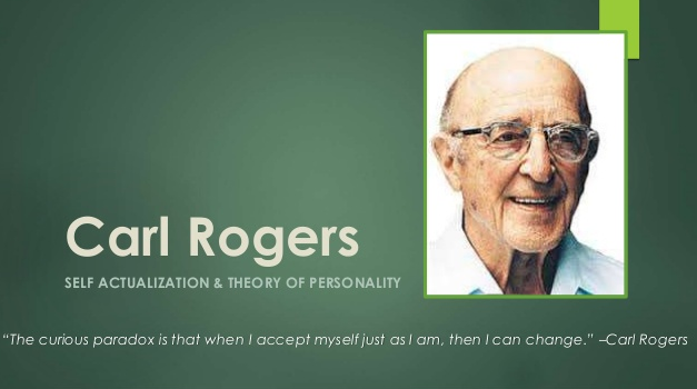 The Brief Theory Personality Development by Carl Rogers