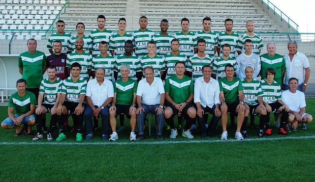 Fransa 1. ligi şampiyonları FC Sete 34 - Kurgu Gücü