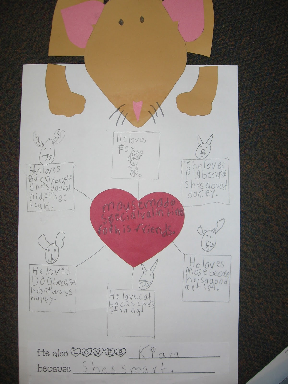 Buzzing About Second Grade Valentine S Day