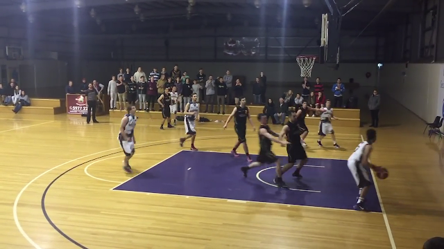 Game Winning Buzzer Beater in Australian History