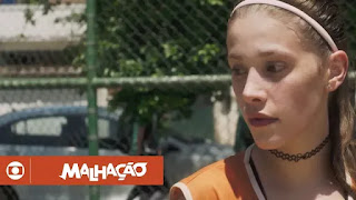 Malhação - Toda Forma de Amar: conheça Anjinha, personagem de Caroline Dallarosa