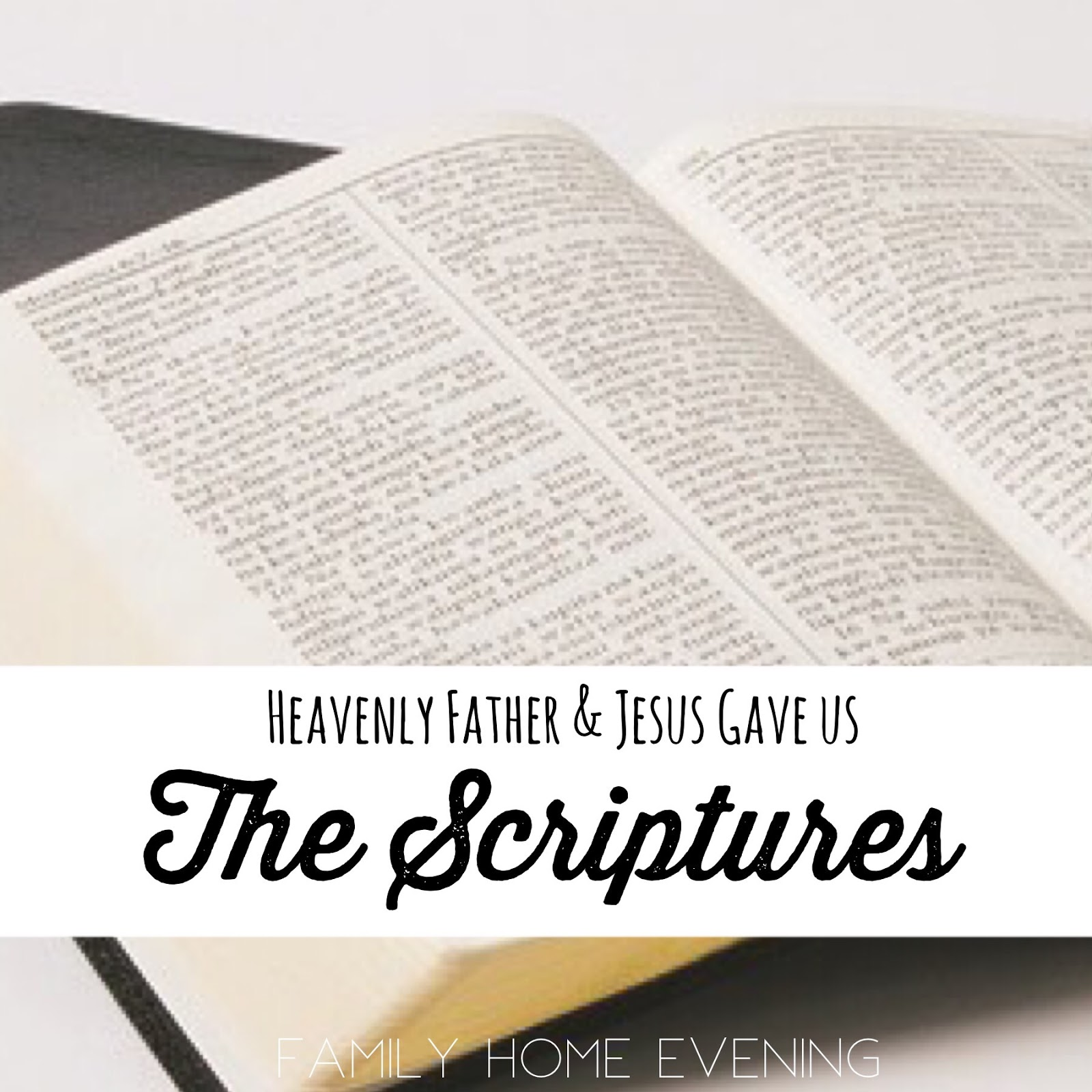 News with Naylors: FHE: The Scriptures