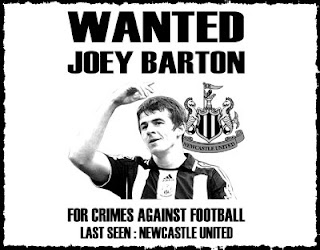 joey_barton_wanted ATLANTA SOCCER ADVERSARIES CLASH IN EPL CONTEST