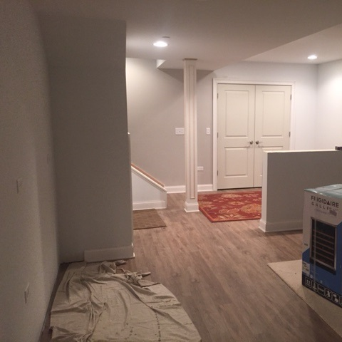 project 4 - basement remodel | all apple all day