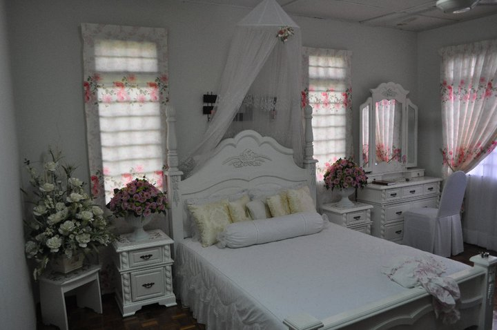 Bilik Tidur English Style