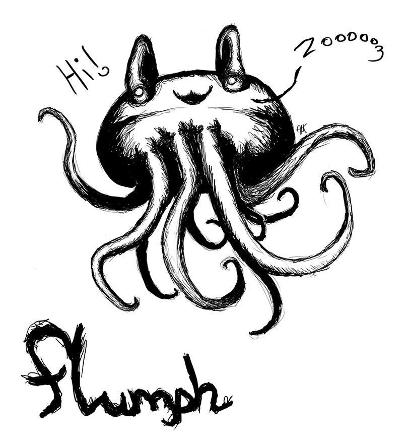 Glaucus Hauriant: Flumph (5e PC race)