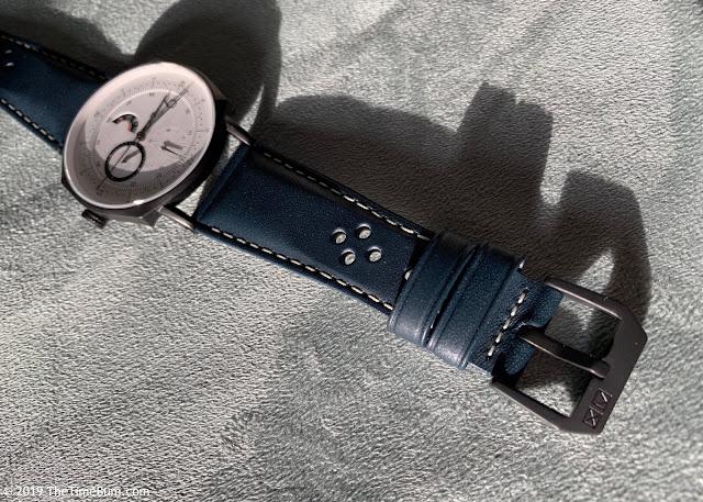 Squarestreet SC39 Novum NS02 strap